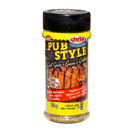 Pub Style Grill Spice