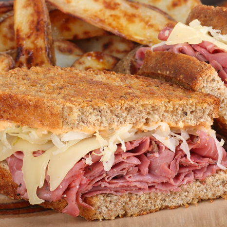 Recipe-Pastrami Sandwich