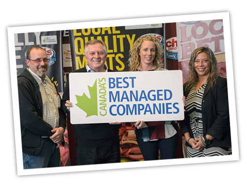 Chris Brothers-Best Managed Companies
