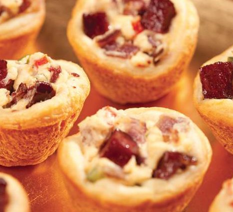 Chris Brothers Cream Cheese Appetizers Recipe