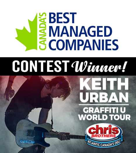 ChrisBros-Keith Urban Contest Winner