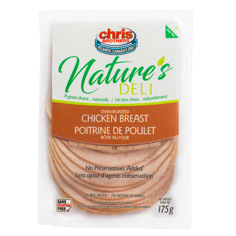 Nature's Deli Oven Roasted Chicken Breast