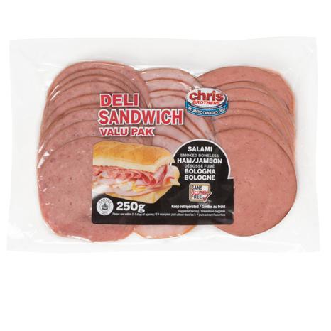 Deli Sandwich Valu Pak