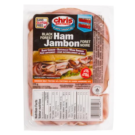 Shaved Black Forest Ham