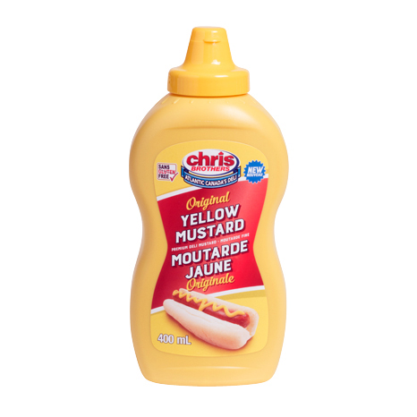 Original Yellow Mustard