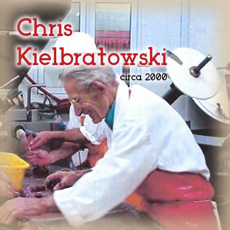 Chris Kielbratowski circa 2000