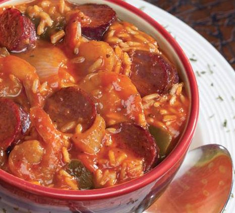 Chris Brothers Jambalaya Recipe