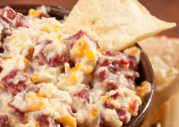 Chris Brothers Pep & Cheese Dip Recipe