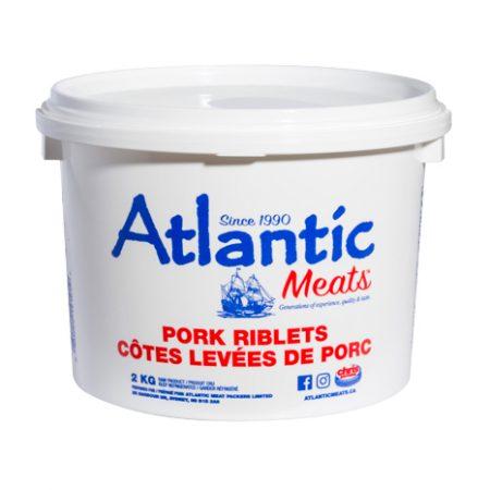 Atlantic Meats Pork Riblets-2kg