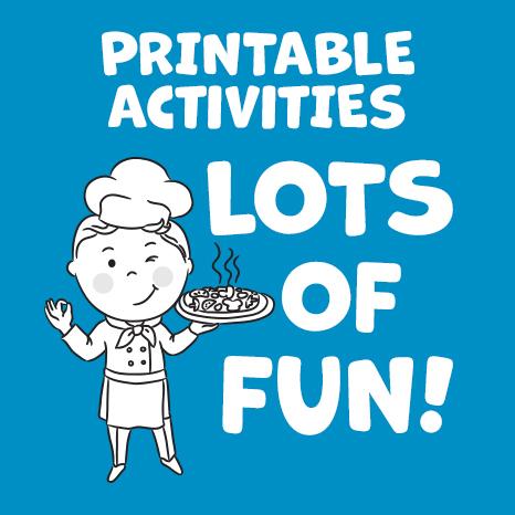 Printable Activities