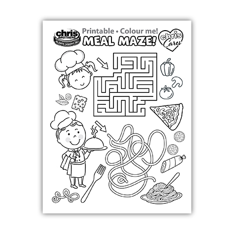 Meal Maze