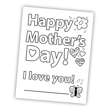 Happy Mothers Day-I Love You